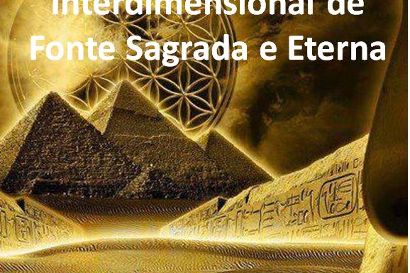 Câmara de Cura Interdimensional de Fonte Sagrada e Eterna