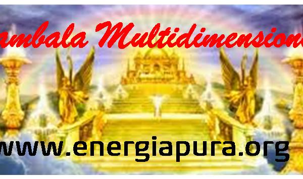 Shamballa Multidimensional Healing Níveis 1 + 2 + 3 + 4 (mestrado)