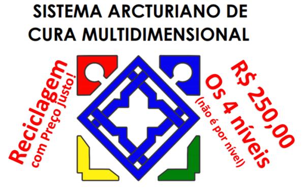 RECICLAGEM Sistema Arcturiano de Cura Multidimensional